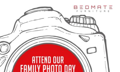 Bedmate Furniture is organizing a family photo day and you're cordially invited to take professional family portraits for FREE while you shop. Read more: https://bedmatefurniture.com.ng/take-professional-family-portraits-for-free-while-shopping-at-bedmate-furniture-saturday-march-17th